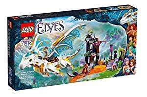 Lego Elves 41179 Queen's Dragon Rescue £39.97 Amazon