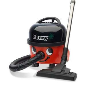 NUMATIC HVR200-11 Henry Vacuum Cleaner, Bagged, 620 W - Red/Black [Energy Class A] @ Amazon for £89.99