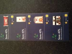Money saving vouchers in LIDL Christmas magazine (pick up instore)
