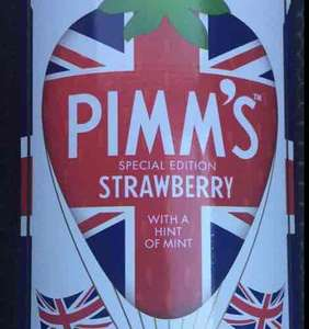 Pimm's Strawberry 1 Litre Special edition RTC £7.39 at Tesco Express instore