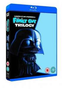 Family Guy Trilogy: Laugh It Up Fuzzball (Blu Ray) £5 @ eBay/foxdirect_uk