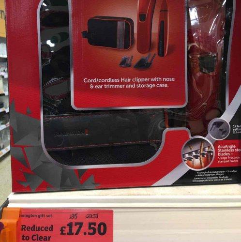 Remington HC5302 Precision Cut Hair Clipper @ Sainsbury's - £17.50