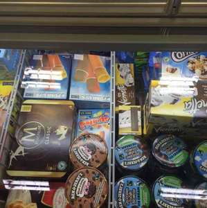£1.99 - Ben & Jerry's What a lotta chocolate cookie core instore @ HOME BARGAINS