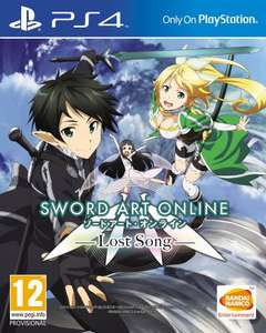Sword Art Online: Lost Song (PS4) £17.99 Delivered @ Mymemory (£17.01 Ex-rental from Boomerang)