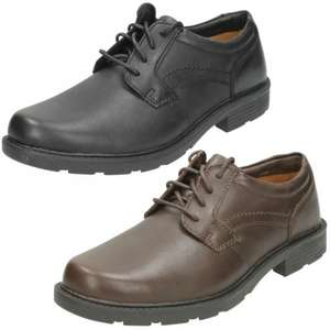 Up to 75% shoes off at Clark's outlet from £15.95 (£12 + £3.95 postage)