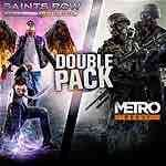 Saints Row IV Re-Elected & Gat Out Of Hell & Metro Redux Double Pack Xbox One £8.00 to Gold Subscribers @ Xbox Store