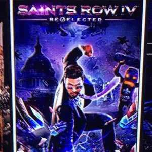 Saints Row 4 re elected xb1 with gold £3.20