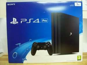 Pre-Owned Sony PlayStation 4 Pro (New) - £316.98 @ Cash Generator