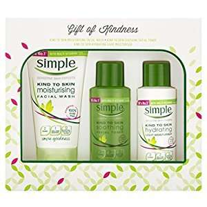 Simple Gift of Kindness Minis Set, Travel Size (Amazon Add On) £1.50 @ Amazon