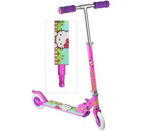 Hello Kitty Micro Inline Scooter - Pink (was £19.95) Now £9.95 at Argos (more in 1st comment)