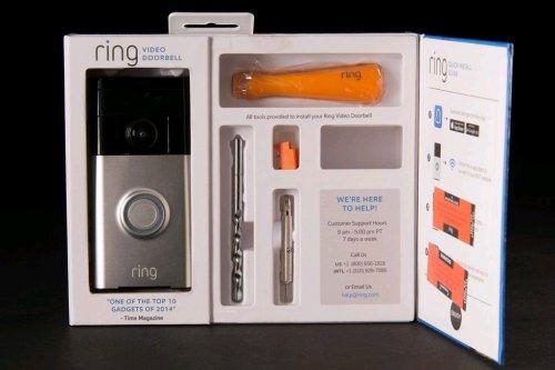 Ring Doorbell at Maplin for £139