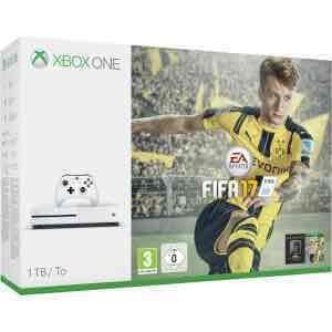 Xbox one S 1TB Fifa 17 Console at Zavvi for £259.99