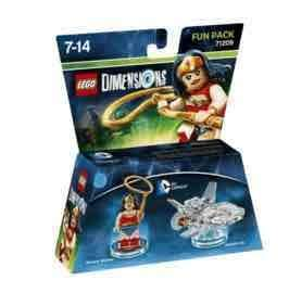 Lego Dimensions selection of 5 Fun Packs £5.99 @ Game