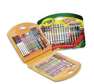 Crayola Twistables Sketch and Draw Set LESS THAN 1/2 PRICE £5.99 WAS £14.99 ARGOS (FREE C+C)