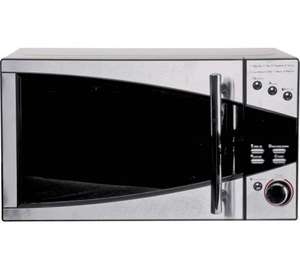 De'Longhi P80T5A Microwave Stainless Steel 1/2 PRICE £54.99 WAS £109.99 ARGOS (FREE C+C)