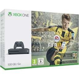 Xbox one s storm grey + Fifa + COD IW + Now TV - £259.99 @ GAME