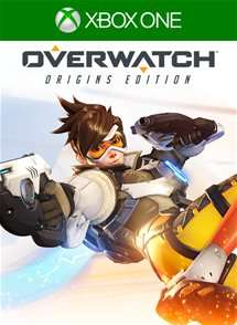 overwatch origins edition digital £32.99 @ microsoft store