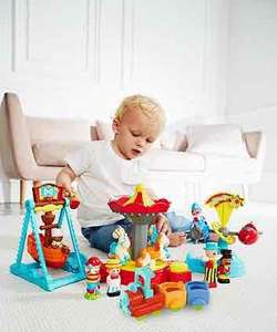 Happyland Fun Fair half price @ £30 at ELC