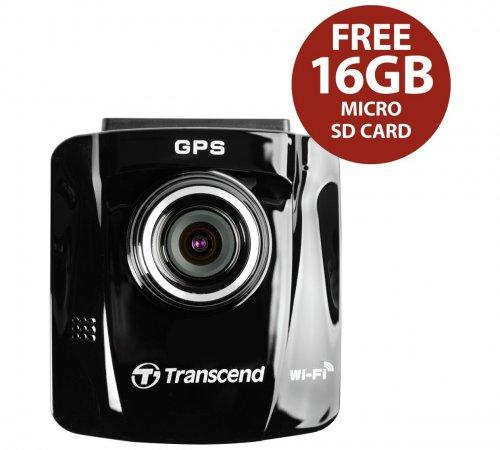 Transcend DrivePro 220 Dash Cam with suction mount £89.99 @ Argos + 10% quidco
