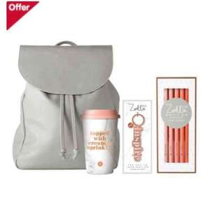 zoella my travel bag at Boots for £30