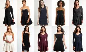 28 different styles of dresses now only £14.99 each delivered @ eBay sold by Superdry