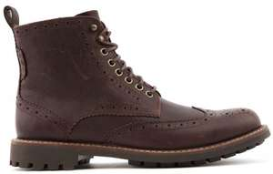 Clarks Montacute Lord Boots £71 (was £95) @Brantano