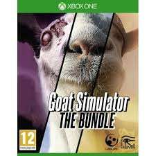 goat simulator the bundle xbox one £11 at game