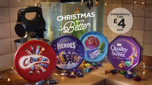 Celebrations Heroes & Roses £4 ASDA Instore