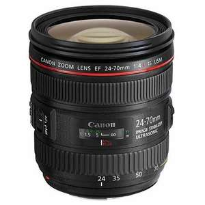 Canon EF 24-20mm f/4.0 £669 from £1099 incl cashback - Park Cameras