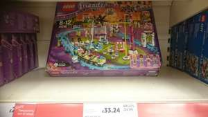 lego friends amuse Park Instore tesco direct £33.24  in store only  71.24 online 3 for 2 on all toys