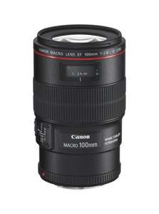Canon EF 100mm f2.8L Macro IS USM Lens £373 @ Amazon (Prime exclusive)