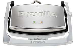 Breville VST071 Dura Ceramic Sandwich Press £25.99 reduced from £44.99 at Amazon
