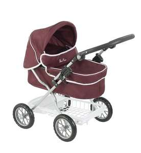 Silver cross Ranger Aubergine Pram £20.18 @ Amazon free delivery