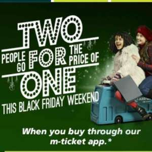 Take a friend for free this Black Friday weekend with arriva (West Yorkshire buses)