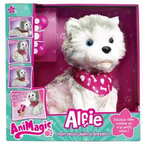 Animagic Alfie My Training Puppy Action Figure £24.22 @ Amazon free delivery