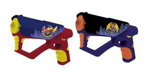 DC Superhero Girls Laser Guns (Batgirl & Wonder Woman) £14.99 (Prime Exclusive)  @ Amazon