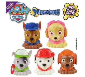 Paw Patrol Mash'Ems value pack only £6.66 for 5! At Argos (Free C&C)