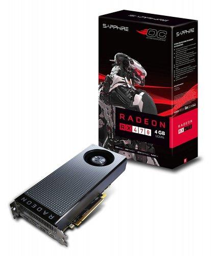 Sapphire OC RX 470 4GB £149.99 @ Amazon