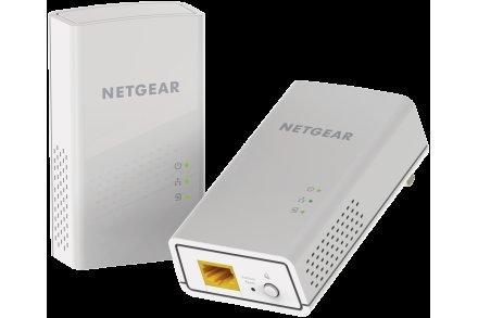Netgear PL1000 gigabit Powerline starter kit £24.99 @ maplin