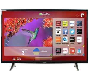 Hitachi 43 Inch Full HD Smart LED TV £249.99 @ Argos
