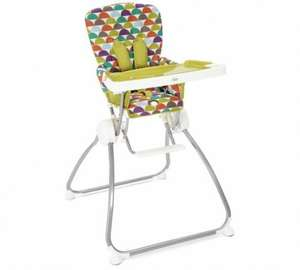 Mamas and Papas Flip and Fold Highchair LESS THAN 1/2 PRICE £44.99 WAS £99.99 ARGOS (FREE C+C & 10%)