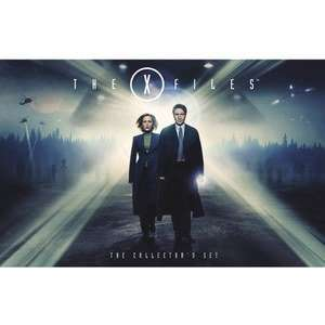 The X Files The Collector's Set 55 Discs Blu-ray Seasons 1-9 £58.49 with code CULT10  Zavvi