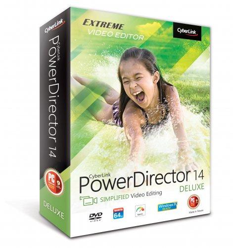 CyberLink PowerDirector 14 Deluxe