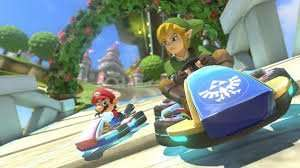 Mario Kart 8 Pack 1: The Legend of Zelda [ 60 Gold Points ] @ Mynintendo.com