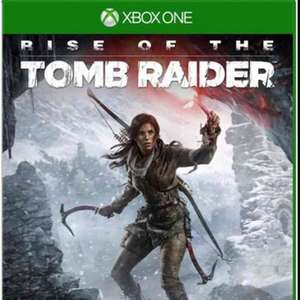 Rise of the tomb raider Xbox one £12 at Cex! (pre-owned)