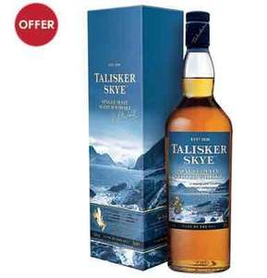 Talisker Skye £25 (normal price £39) @ Waitrose Cellar