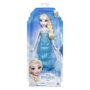 Hasbro Frozen Disney Classic/Fever Elsa Fashion Doll - £5.54 @ Amazon (Prime)