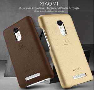 Xiaomi Note 3 Special Edition/KATE case cover (flip & non-flip) £4.87 @ AliExpress /  Heyqie 3C Store