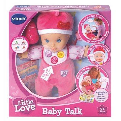 Vtech Little Love Baby Talk Doll £14.99 @ ELC
