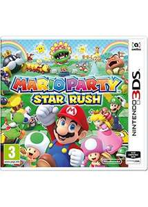 Mario Party: Star Rush (Nintendo 3DS) £23.99 Delivered @ Base